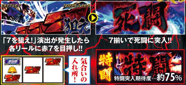 死闘→特闘