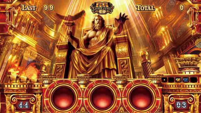 ミリオンゴッド 神々の凱旋の宝石とは?